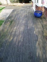 Decking Cleaning image